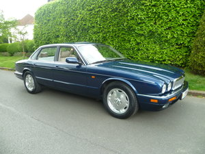 1996 JAGUAR XJ6 3.2 Ltr EXECUTIVE (X-300)  16,000 miles only For Sale