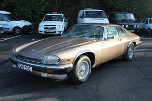 Jaguar XJS HE Auto 1989 - to be auctioned 26-04-19 For Sale by Auction