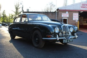 Jaguar 3.8 Manual 1967 - To be auctioned 26-04-19 For Sale by Auction