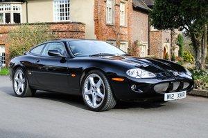 2000 Jaguar XKR 56,567 miles Just £8,000 - £10,000  For Sale by Auction