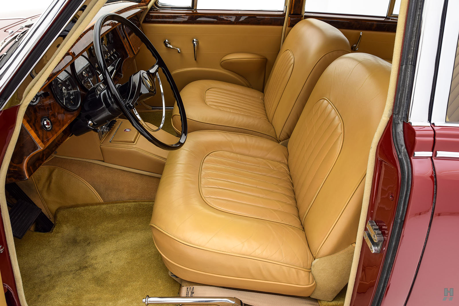 1962 JAGUAR MARK II 3.8 SALOON For Sale (picture 3 of 6)