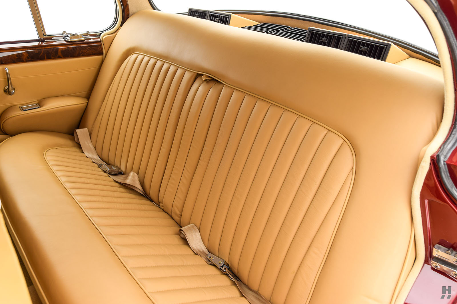 1962 JAGUAR MARK II 3.8 SALOON For Sale (picture 5 of 6)