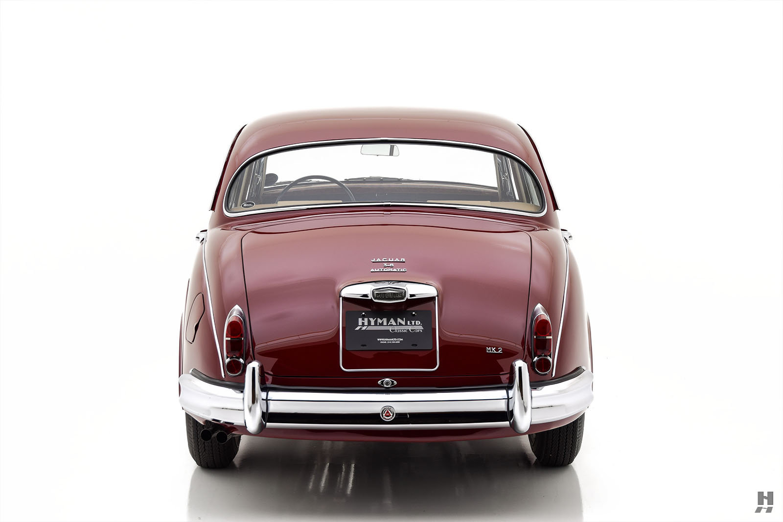 1962 JAGUAR MARK II 3.8 SALOON For Sale (picture 6 of 6)