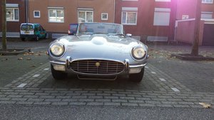 V12 E-Type roadster manual a/c hardtop 27K miles