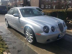 2007 Jaguar S-Type R Auto at Morris Leslie Auction SOLD by Auction