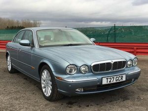2004 Jaguar XJ8 V8 SE Auto at Morris Leslie Auction SOLD by Auction