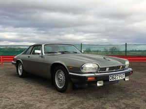 1987 Jaguar XJS 3.6 Manual at Morris Leslie Auction 25th May SOLD by Auction