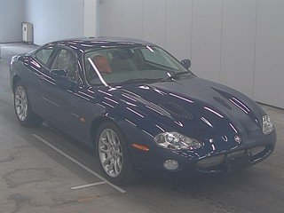 Jaguar XKR 2001 32k FSH 1 owner and stunning For Sale (picture 1 of 3)