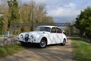 1968 - Jaguar MKII 2.4 SOLD by Auction