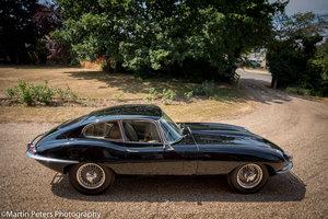 Jaguar E-type 1967 Series 1, FHC, 4.2, Manual For Sale