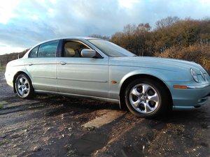 2000 Jaguar S Type 3.0 V6 SE For Sale