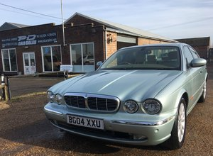 2004 Jaguar XJ Series 3.0 Auto XJ6 SE - Heated Ivory Leather