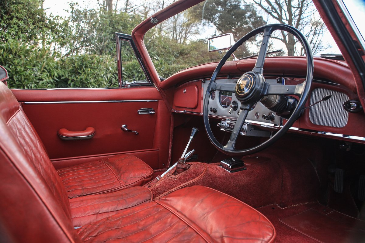 1960 Jaguar XK150 3.8 S Drophead Coupe For Sale (picture 4 of 6)