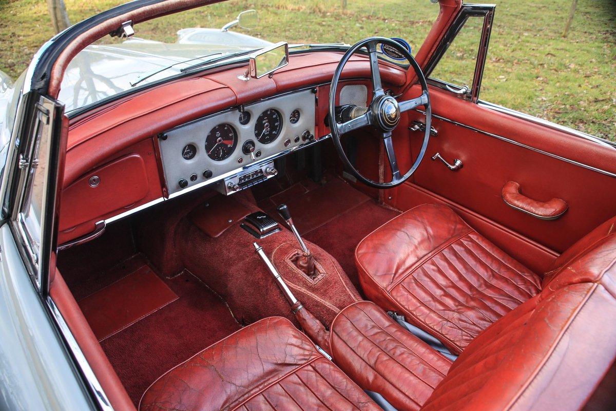 1960 Jaguar XK150 3.8 S Drophead Coupe For Sale (picture 5 of 6)