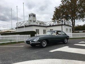 E-Type Jaguar - 1966 Series 1