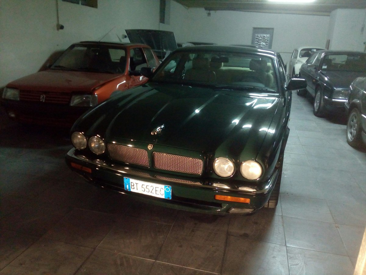 1995 Jaguar Xjr Supercharged For Sale (picture 6 of 6)