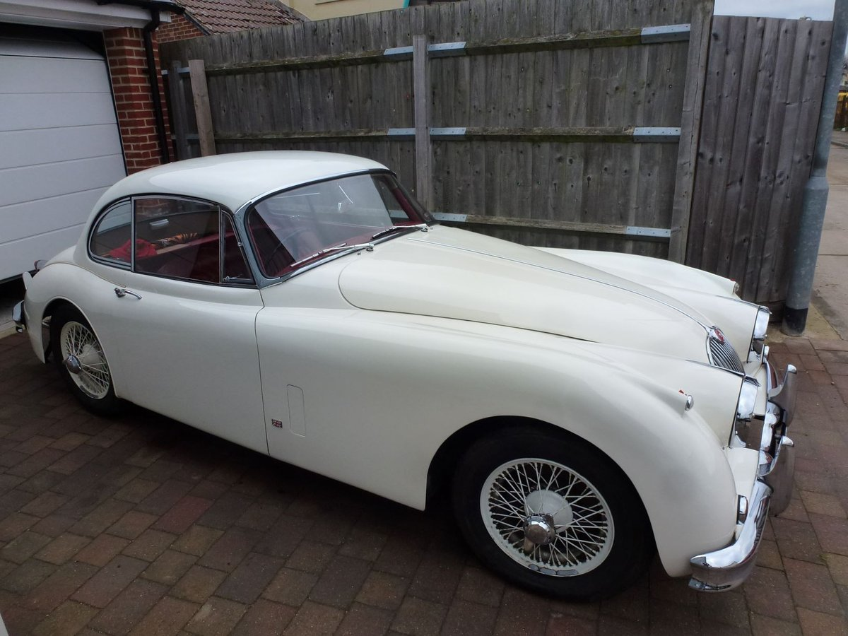 1957 XK150 FHC SE For Sale (picture 1 of 6)