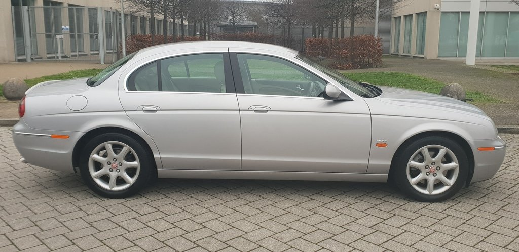 2005 S-TYPE 2.7 DIESEL TWIN TURBO SE V6 AUTO 59K FSH  For Sale (picture 1 of 6)