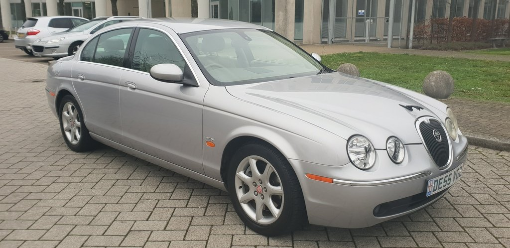 2005 S-TYPE 2.7 DIESEL TWIN TURBO SE V6 AUTO 59K FSH  For Sale (picture 2 of 6)