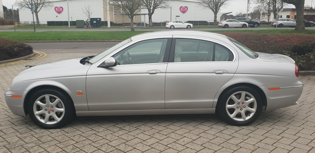 2005 S-TYPE 2.7 DIESEL TWIN TURBO SE V6 AUTO 59K FSH  For Sale (picture 4 of 6)