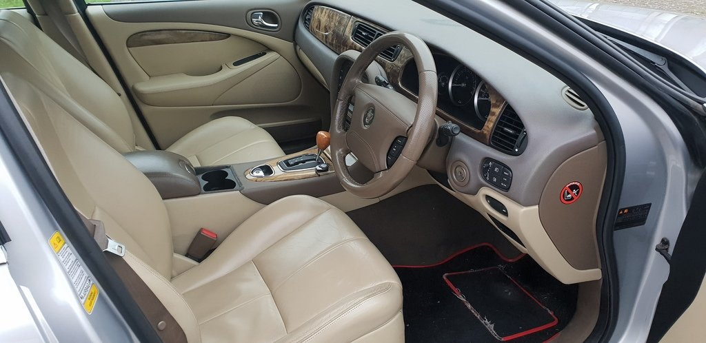 2005 S-TYPE 2.7 DIESEL TWIN TURBO SE V6 AUTO 59K FSH  For Sale (picture 5 of 6)
