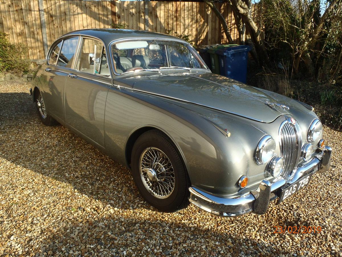 1961 Jaguar Mk2 3.8  MOD SOLD (picture 1 of 6)