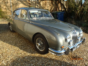 1961 Jaguar Mk2 3.8  MOD For Sale