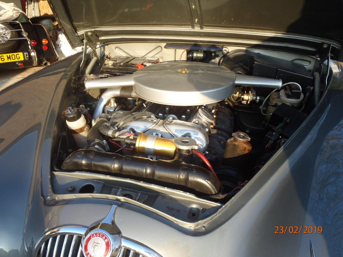 1961 Jaguar Mk2 3.8  MOD SOLD (picture 3 of 6)