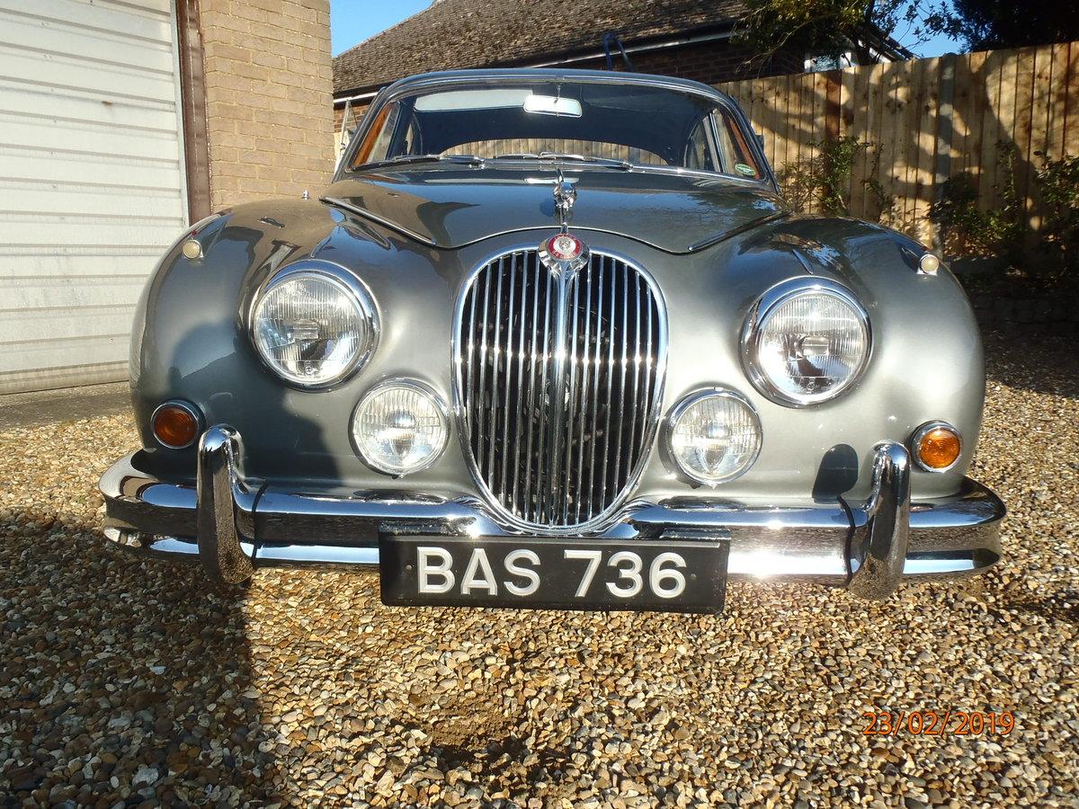 1961 Jaguar Mk2 3.8  MOD SOLD (picture 4 of 6)