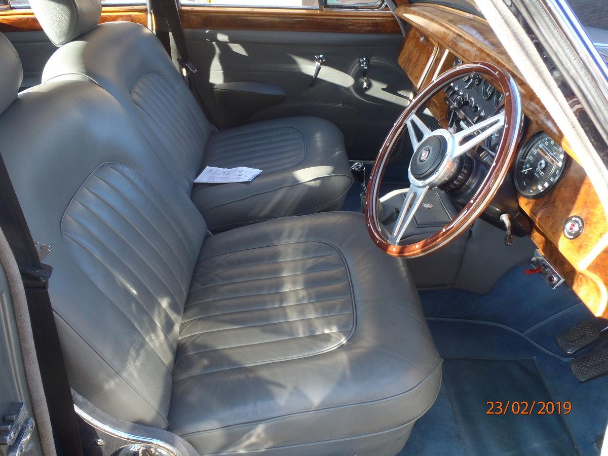 1961 Jaguar Mk2 3.8  MOD SOLD (picture 6 of 6)
