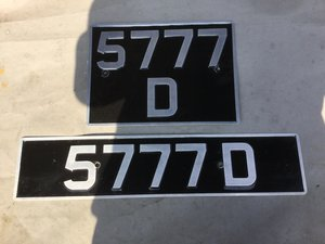 great number 5777D For Sale