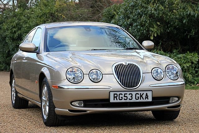 2004 Jaguar S Type 2.5 SE For Sale (picture 1 of 6)