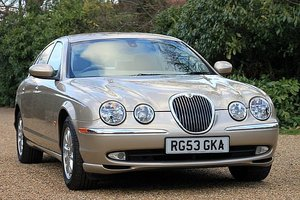 2004 Jaguar S Type 2.5 SE For Sale