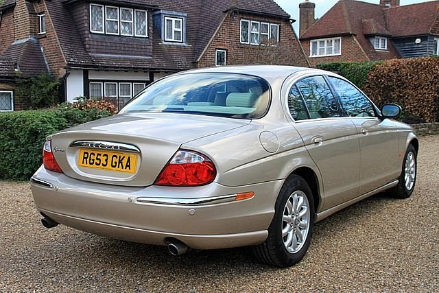 2004 Jaguar S Type 2.5 SE For Sale (picture 2 of 6)