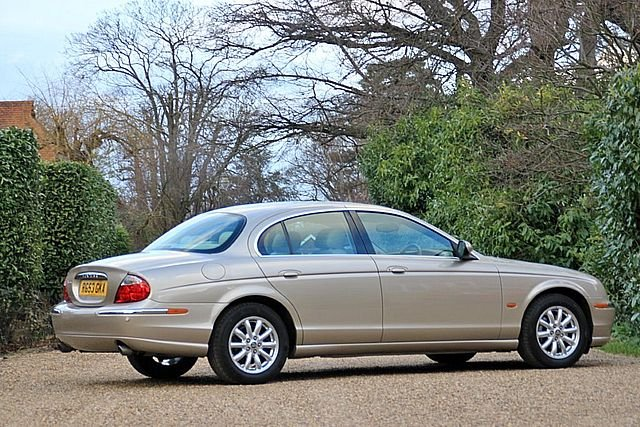 2004 Jaguar S Type 2.5 SE For Sale (picture 3 of 6)