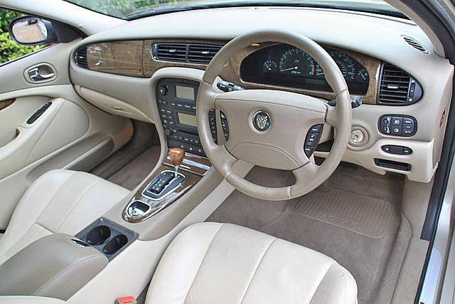 2004 Jaguar S Type 2.5 SE For Sale (picture 5 of 6)