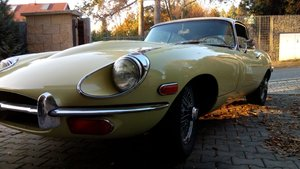 1969 E-Type Series 2 FHC For Sale