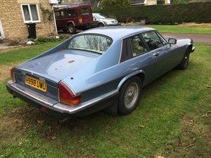 1991 Jaguar XJS V12  For Sale