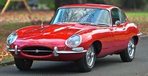 1966 Series One E Type Coupe 4.2 Litre Matching Numbers For Sale