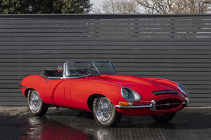 1965 JAGUAR E-TYPE SERIES I 4.2 LITRE DHC, RHD SOLD