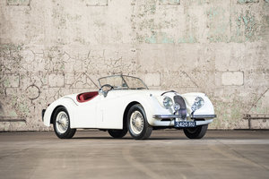 1953 Jaguar XK120 Roadster For Sale
