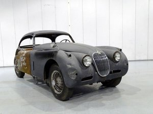 1961 Jaguar XK150 3.8 Litre Fixed Head Coupe For Sale by Auction