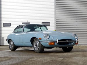 1968 Jaguar E-Type 4.2 Coupe For Sale by Auction