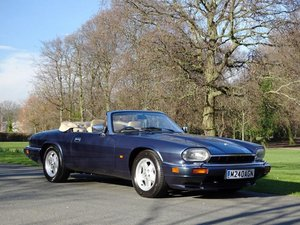 1994 Jaguar XJS 4.0 Convertible For Sale by Auction