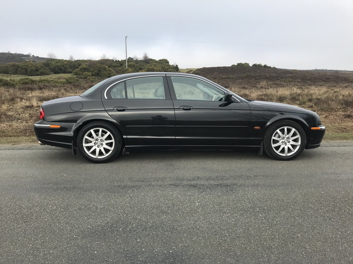 2000 Jaguar S Type 3.0SE Automatic Stunning Throughout Low Miles  SOLD (picture 2 of 6)