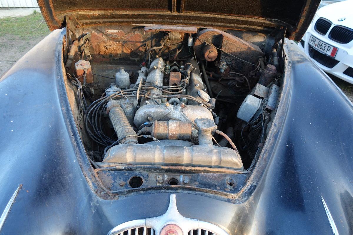 1958 Jaguar Mk 1 3.4 MOD For Sale (picture 3 of 6)