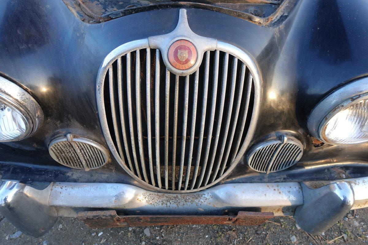 1958 Jaguar Mk 1 3.4 MOD For Sale (picture 5 of 6)