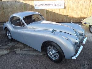 1953 JAGUAR XK120 SE COUPE