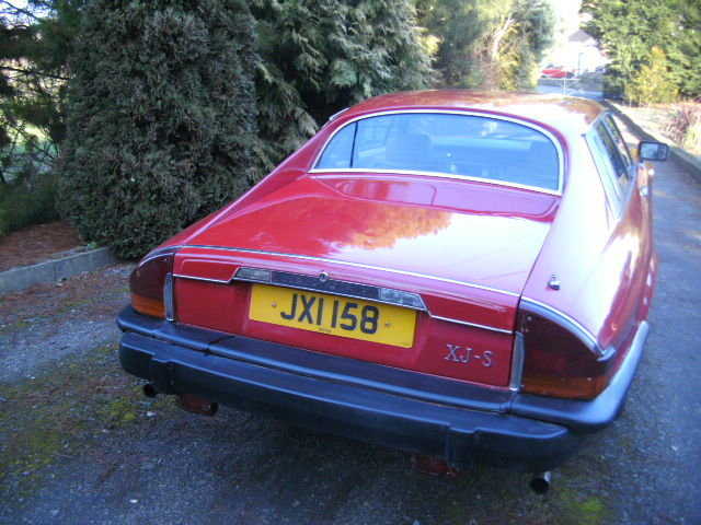 1980 Jaguar XJS Pre HE V12 Rubber bumper model  For Sale (picture 4 of 6)