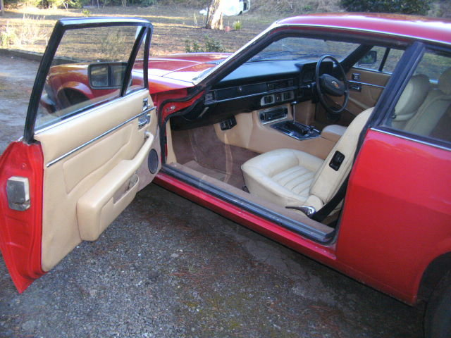 1980 Jaguar XJS Pre HE V12 Rubber bumper model  For Sale (picture 5 of 6)
